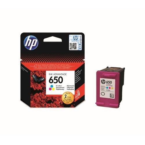 HP Tusz CZ102AE Nr 650 Color