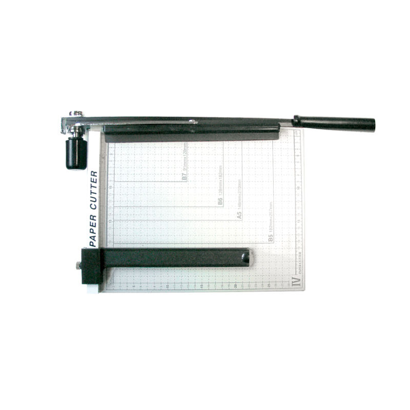 GILOTYNA PAPER CUTTER A4 METAL