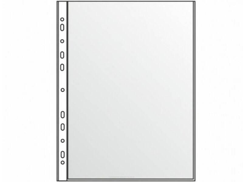 TRES Folder U A4 z europerforacją ofertówka