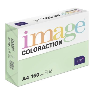 Image, Coloraction Zielony pas/ Forest a4 160g