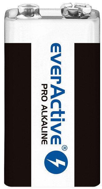 BATERIA 6LR61 9V  ALKALICZNA everActive