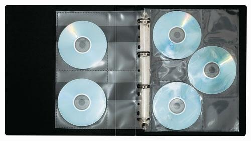 KOSZULKA BANTEX A4 NA 2 CD  5 SZT