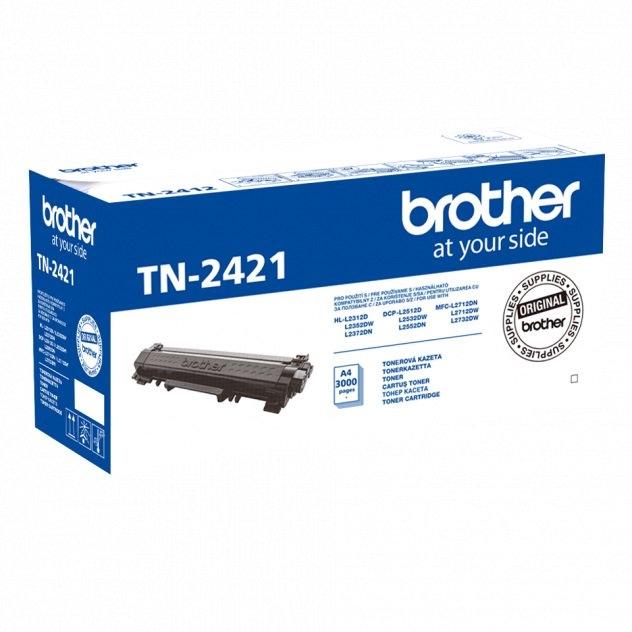 TONER BROTHER TN2421 3 tys. kopii ORYG